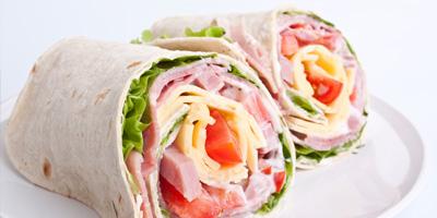 ham-wrap