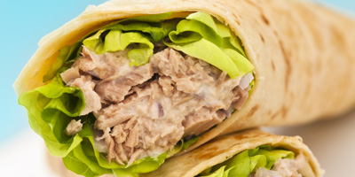 tuna-wrap
