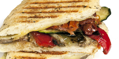 veggie-panini